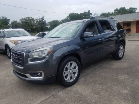 2014 GMC Acadia for sale at FAMILY AUTO BROKERS in Longwood FL