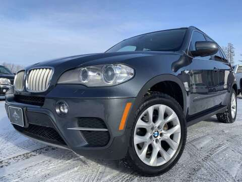 2013 BMW X5 for sale at LUXURY IMPORTS in Hermantown MN