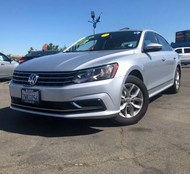 2017 Volkswagen Passat for sale at LUGO AUTO GROUP in Sacramento CA