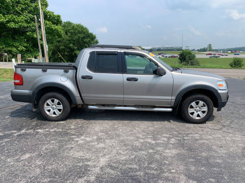 2008 Ford Explorer Sport Trac for sale at Westview Motors in Hillsboro OH