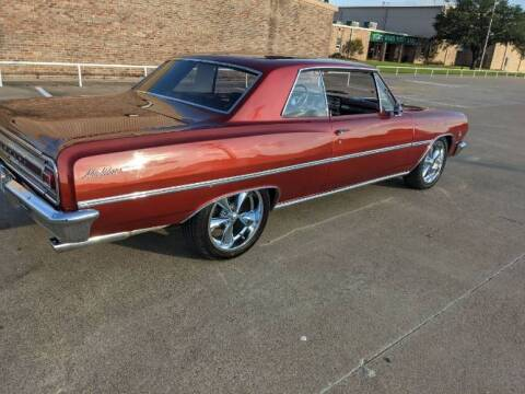 1965 Chevrolet Chevelle for sale at Classic Car Deals in Cadillac MI