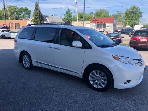 2014 Toyota Sienna for sale at MR Auto Sales Inc. in Eastlake OH