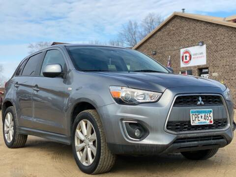2013 Mitsubishi Outlander Sport for sale at Big Man Motors in Farmington MN