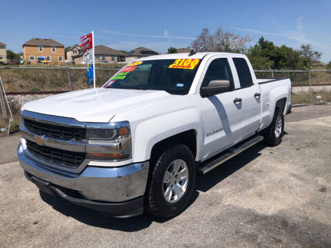 2016 Chevrolet Silverado 1500 for sale at GP Auto Connection Group in Haines City FL