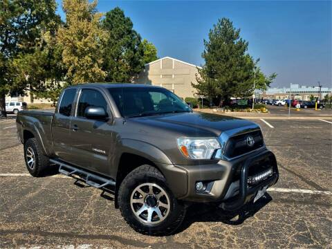 2015 Toyota Tacoma for sale at CarDen in Denver CO