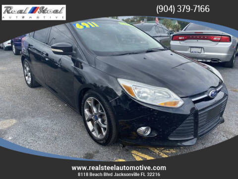 2013 Ford Focus for sale at Real Steel Automotive in Jacksonville FL
