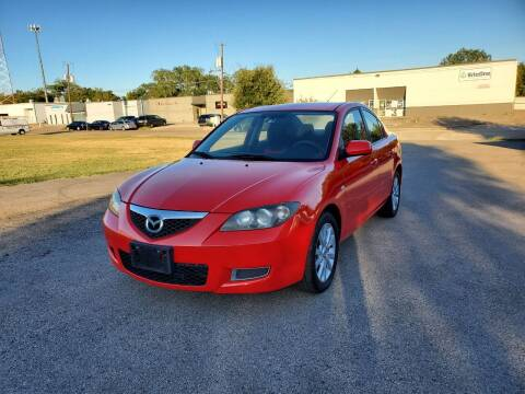 2007 Mazda MAZDA3 for sale at Image Auto Sales in Dallas TX
