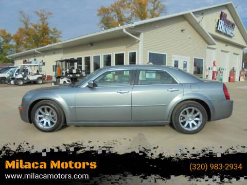 2006 Chrysler 300 for sale at Milaca Motors in Milaca MN