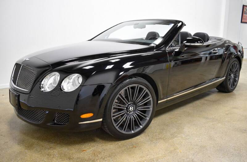 2010 Bentley Continental for sale at Thoroughbred Motors in Wellington FL
