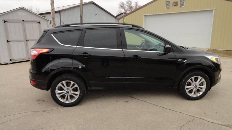 2018 Ford Escape for sale at CENTER AVENUE AUTO SALES in Brodhead WI