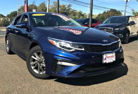 2019 Kia Optima for sale at PAYLESS CAR SALES of South Amboy in South Amboy NJ