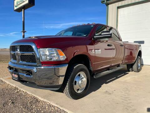 2018 RAM Ram Pickup 3500 for sale at Northern Car Brokers in Belle Fourche SD
