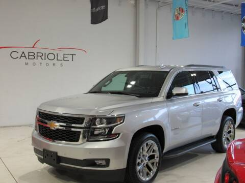 2020 Chevrolet Tahoe for sale at Cabriolet Motors in Morrisville NC