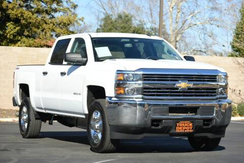 2015 Chevrolet Silverado 2500HD for sale at Sac Truck Depot in Sacramento CA