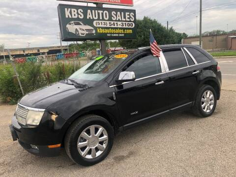 2009 Lincoln MKX for sale at KBS Auto Sales in Cincinnati OH