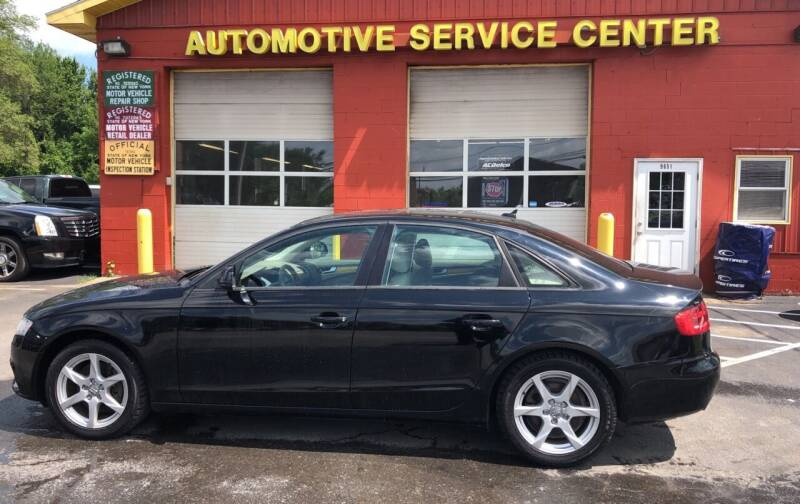 2009 Audi A4 for sale at ASC Auto Sales in Marcy NY