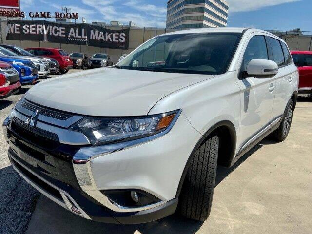 2020 Mitsubishi Outlander for sale in San Antonio, TX