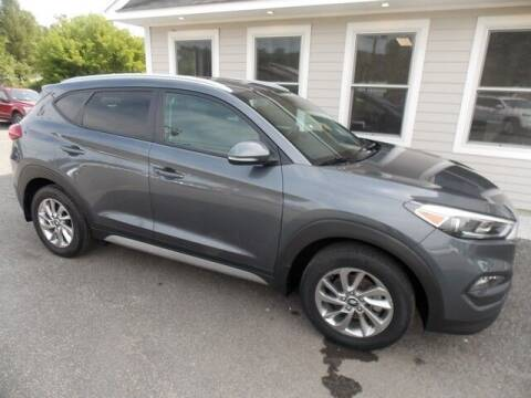 2017 Hyundai Tucson for sale at Bachettis Auto Sales in Sheffield MA