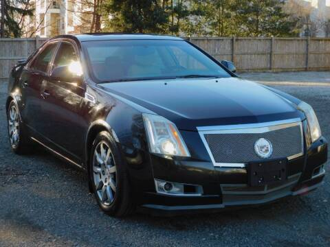 2008 Cadillac CTS for sale at Prize Auto in Alexandria VA