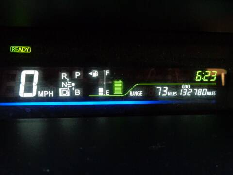 2012 Toyota Prius v for sale at Auto Starlight in Dallas TX