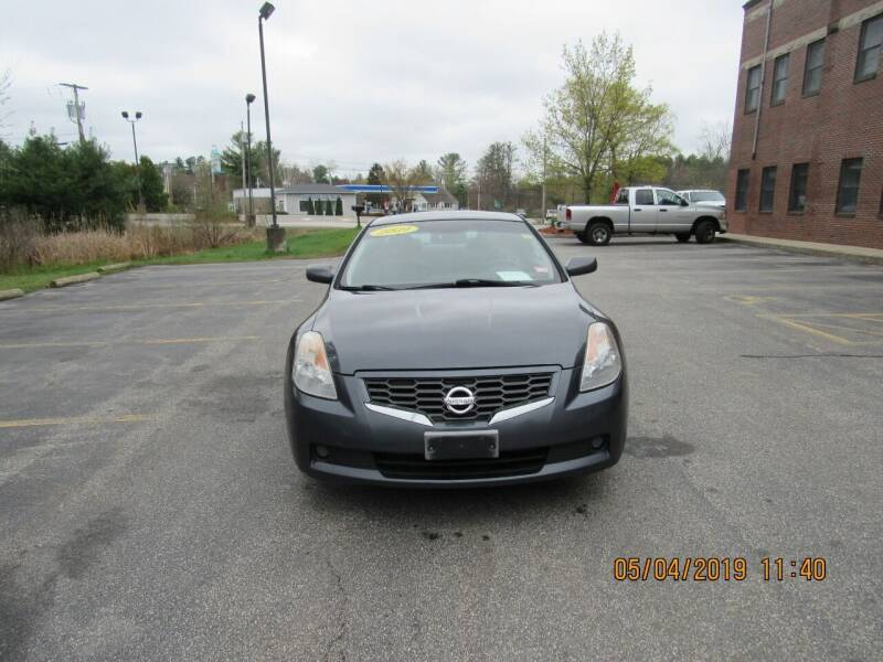 2009 Nissan Altima for sale at Heritage Truck and Auto Inc. in Londonderry NH