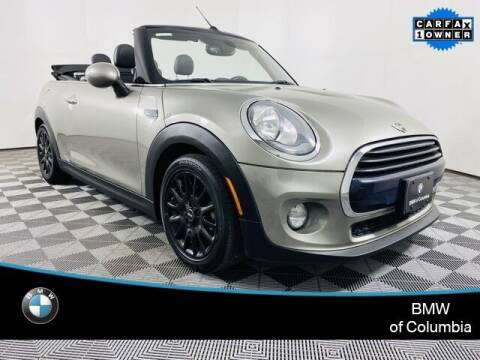 2017 MINI Convertible for sale at Preowned of Columbia in Columbia MO