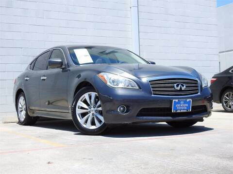 2011 Infiniti M37 for sale at Joe Myers Toyota PreOwned in Houston TX