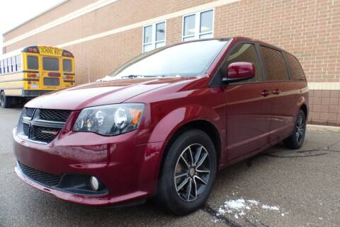 2018 Dodge Grand Caravan for sale at Macomb Automotive Group in New Haven MI