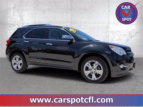 2014 Chevrolet Equinox for sale at Car Spot Of Central Florida in Melbourne FL