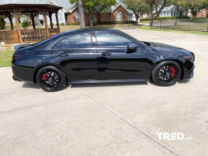 2021 Mercedes-Benz CLA for sale in Dallas, TX