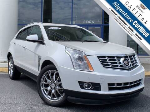2015 Cadillac SRX for sale at Capital Cadillac of Atlanta in Smyrna GA