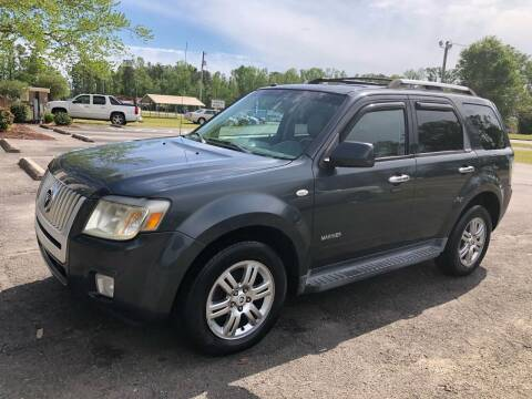 2008 Mercury Mariner for sale at IH Auto Sales in Jacksonville NC