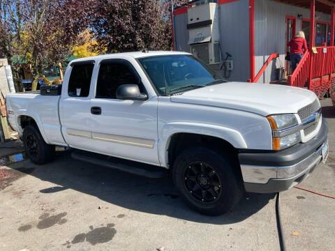 2005 Chevrolet Silverado 1500 for sale at Blue Line Auto Group in Portland OR