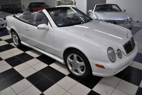 2002 Mercedes-Benz CLK for sale at Podium Auto Sales Inc in Pompano Beach FL