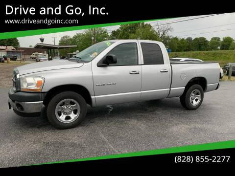 2006 Dodge Ram Pickup 1500 for sale at Drive and Go, Inc. in Hickory NC