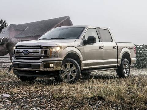2019 Ford F-150 for sale at James Hodge Chevrolet of Broken Bow in Broken Bow OK