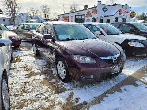 2007 Mazda MAZDA3 for sale at Nelson's Straightline Auto in Independence WI