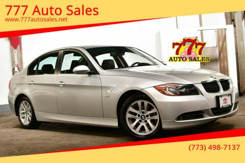 2007 BMW 3 Series for sale at 777 Auto Sales in Bedford Park IL