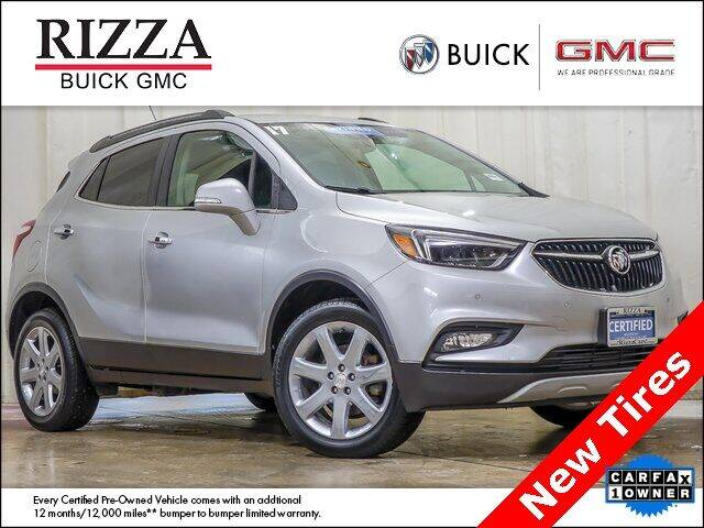 2017 Buick Encore for sale at Rizza Buick GMC Cadillac in Tinley Park IL