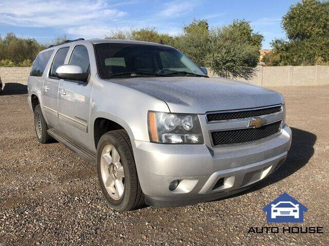 2012 Chevrolet Suburban for sale at Auto House Phoenix in Peoria AZ