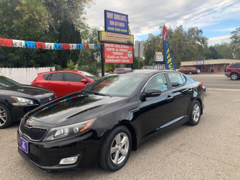 2014 Kia Optima for sale at Right Choice Auto in Boise ID