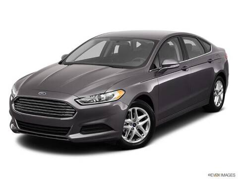 2013 Ford Fusion for sale at Meyer Motors in Plymouth WI