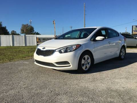 2015 Kia Forte for sale at First Coast Auto Connection in Orange Park FL