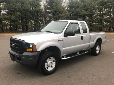 2006 Ford F-250 Super Duty for sale at P&H Motors in Hatboro PA