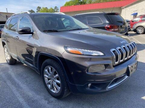 2014 Jeep Cherokee for sale at CBS Quality Cars in Durham NC