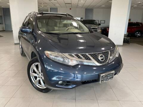 2014 Nissan Murano for sale at Auto Mall of Springfield in Springfield IL
