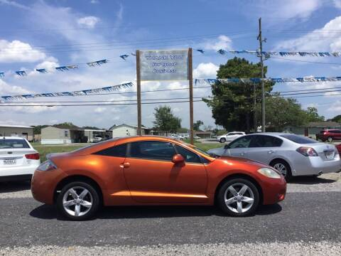 2008 Mitsubishi Eclipse for sale at Affordable Autos II in Houma LA