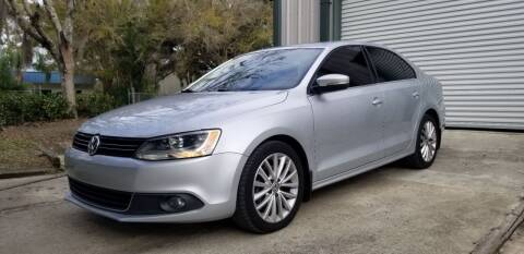 2013 Volkswagen Jetta for sale at Precision Auto Source in Jacksonville FL