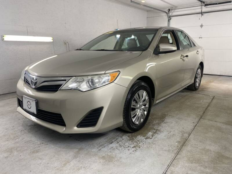 2014 Toyota Camry for sale at 4 Friends Auto Sales LLC in Indianapolis IN