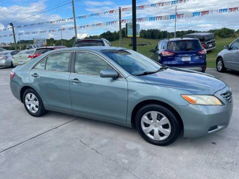 2008 Toyota Camry for sale at Autoway Auto Center in Sevierville TN